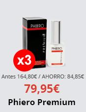 phieroPremiumx3 of - Perfumes con feromonas: ¿cómo funcionan las feromonas?