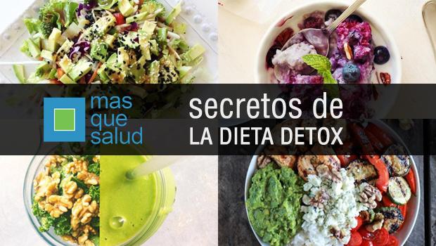 recetas dieta detox