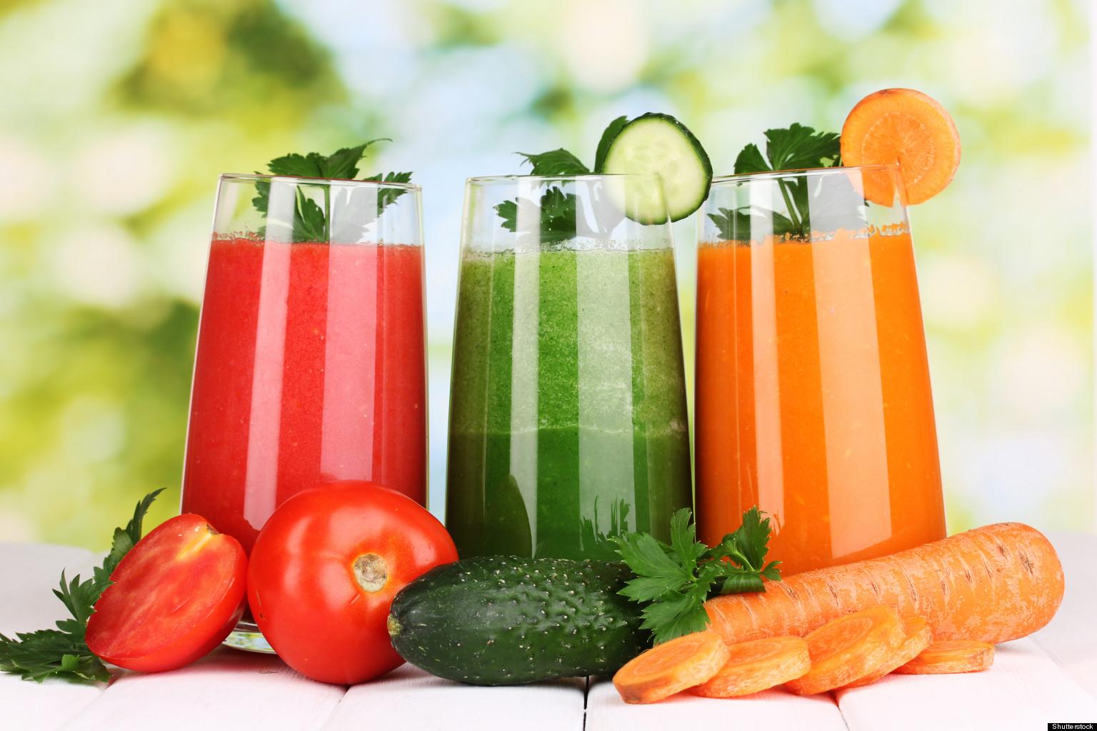 La nutricionista reveló el secreto de los jugos detox