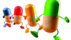 vitaminas en exceso
