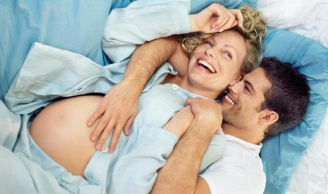 Orinar masculino durante el sexo