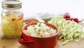 alimentos probioticos 290x166 - 7 alimentos probióticos buenos para el estómago