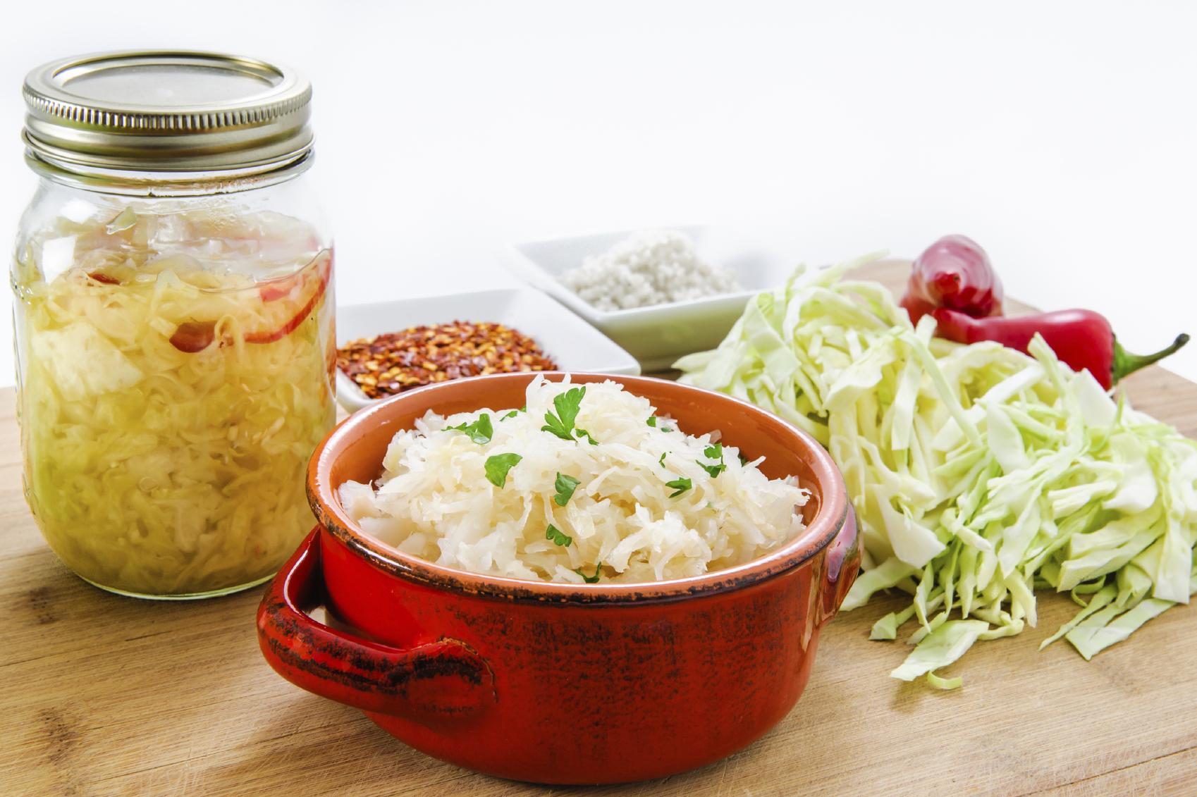 7 alimentos probióticos buenos para el estómago