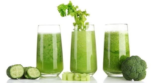 zumo verde 620x335 - Zumo verde para depurar el organismo