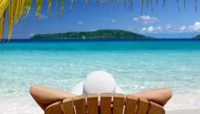tomar el sol 290x166 - Cómo ponerse moreno y mantener la piel bronceada más tiempo