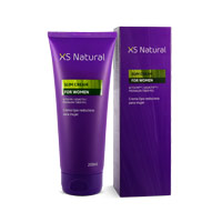 XS Natural crema anticelulítica y lipo-reductora mujer
