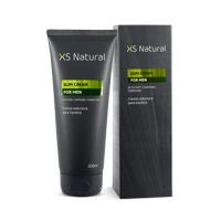 XS Natural, crema reductora para hombres