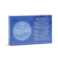 Zen pills, pastillas reductoras de ansiedad