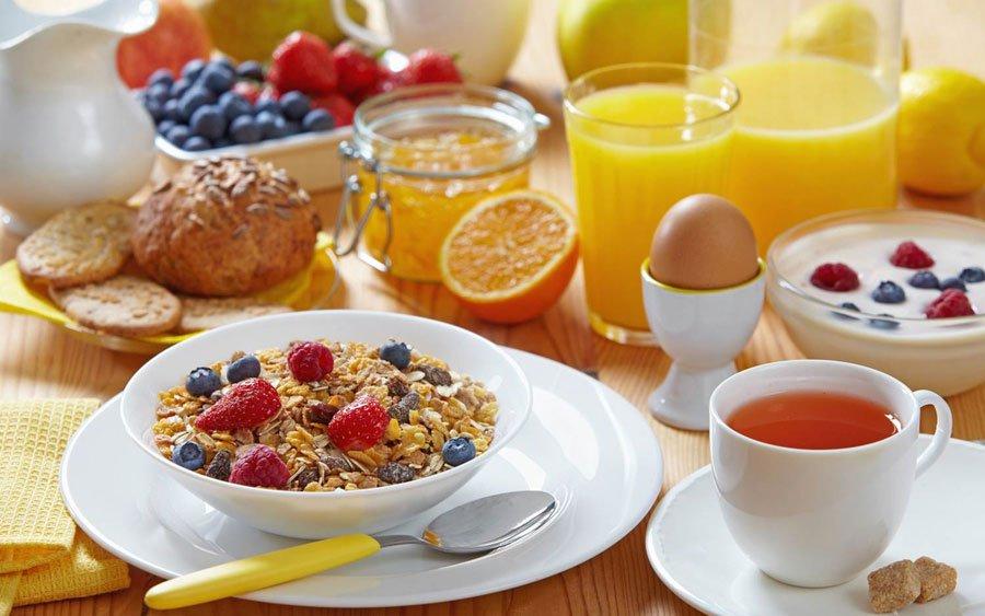Desayuno completop