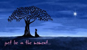Just in the moment 290x166 - Mindfulness o el arte de entrenar resiliencia