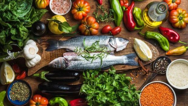 PRODUCTOS DE DIETA MEDITERRANEA 620x350 - Dieta Mediterránea por intercambio de alimentos