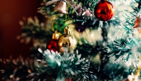 arbol de navidad 290x166 - Ideas de regalos saludables para Navidad