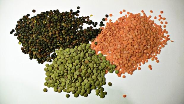 lentejas tipos 620x350 - El poder de las legumbres: un plato indispensable