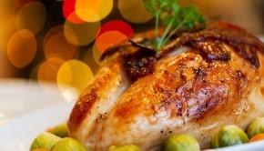 pollo navidad