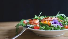 ensalada 290x166 - Recetas fáciles: ideas para primeros, carnes y pescados