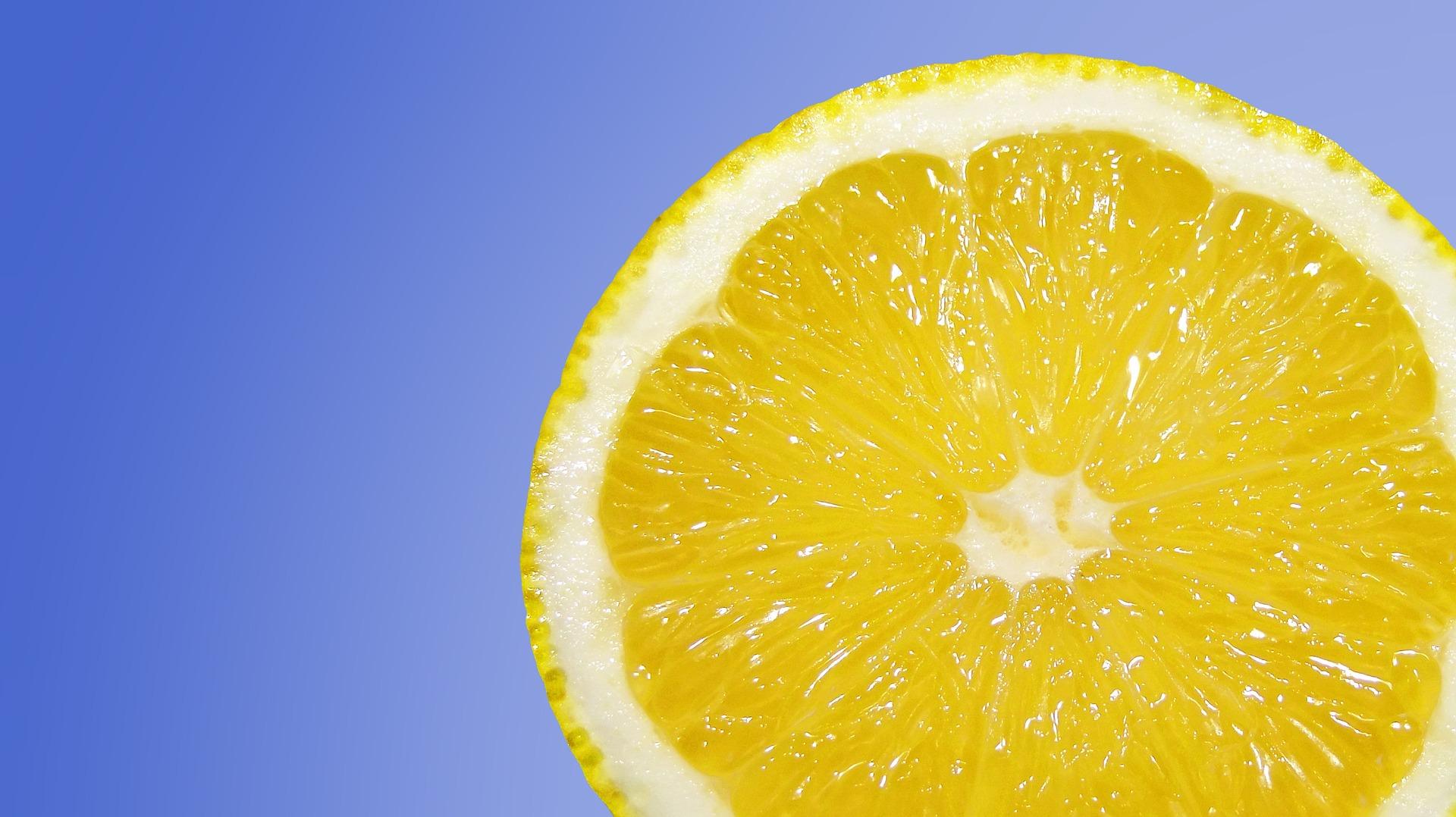Resultado de imagen de limon vitamina c