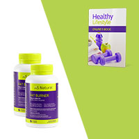 XS Natural Fat Burner Oferta x2