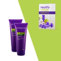 XS Natural crema anticelulítica y lipo-reductora mujer Oferta 2+1