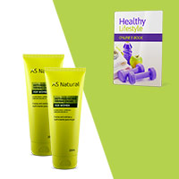 XS Natural crema antiestrías y reafirmante Oferta x2