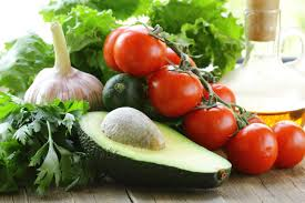 alimentos dieta vegetariana