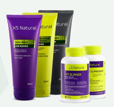 productos XS Natural - ¿Como bajar de peso con suplementos?