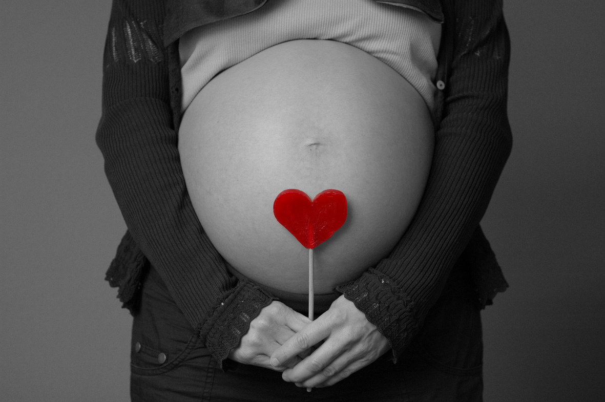 quedarse embarazada