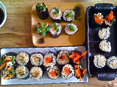 comida macrobiotica