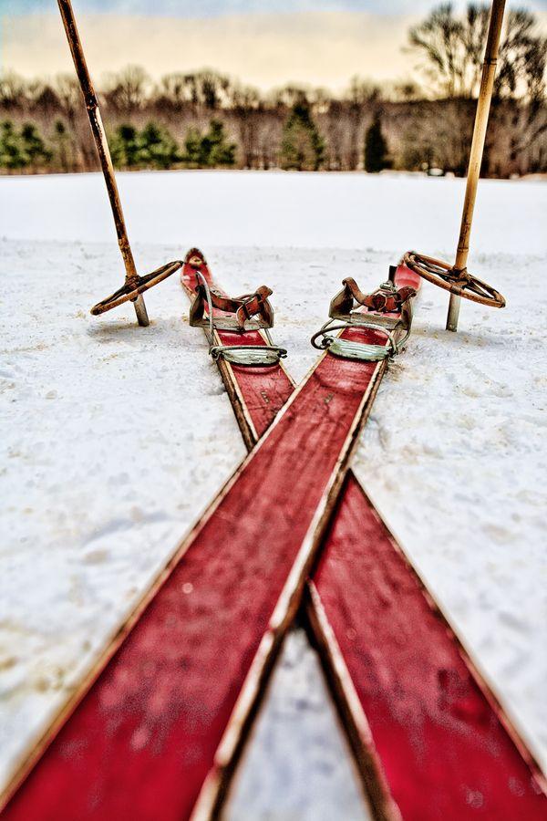 equipamiento esqui