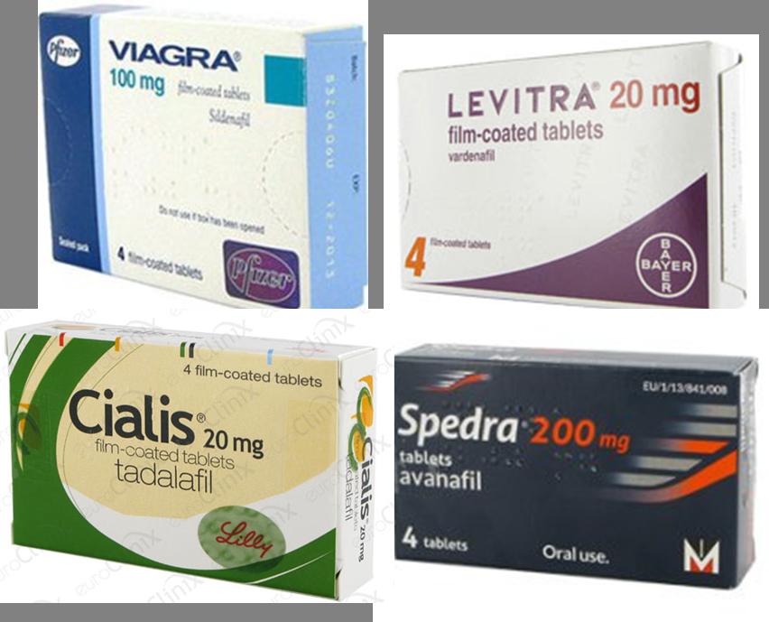 nombres de medicamentos para la disfunción sexual