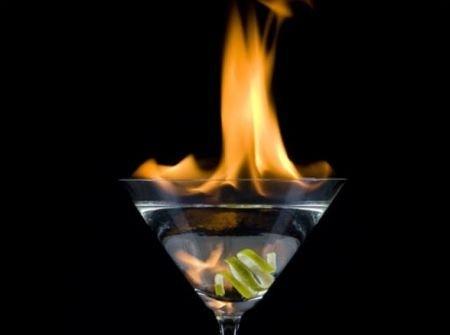 consumo de alcohol positivo