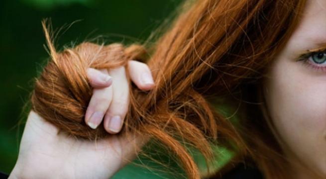 pelo fuerte