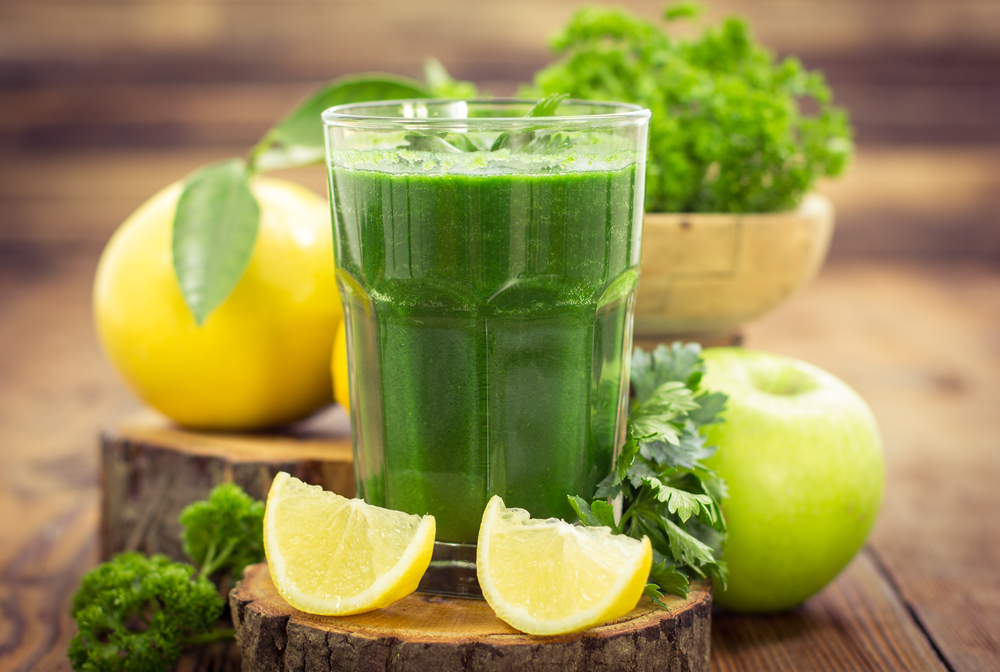 dieta depurativa a base de caldos zumos y licuados