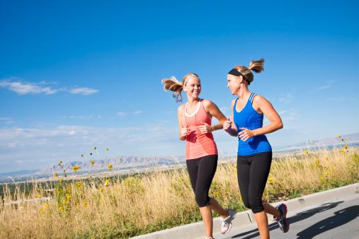 ejercicio adelgazar amigas - Dieta Mediterránea por intercambio de alimentos