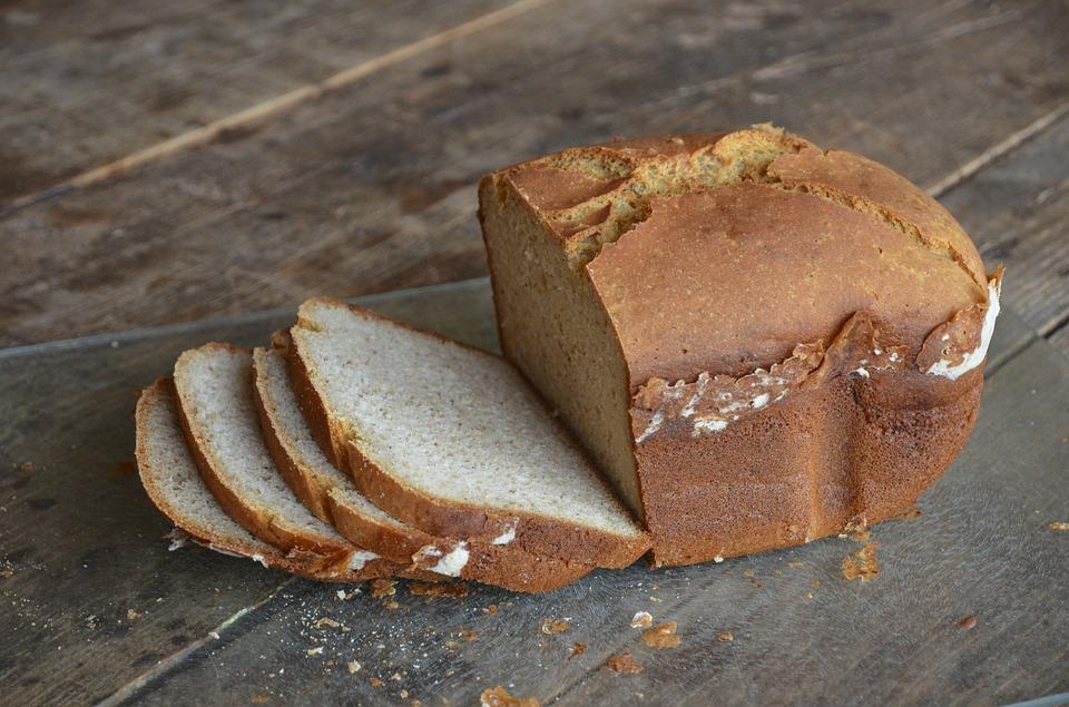 Pan para celiacos