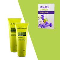 XS Natural crema antiestrías y reafirmante Oferta 2+1
