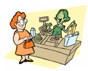 ahorrar-dinero-supermercado-animo-cajera
