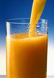 vitamina c-zumo-jugo-beber