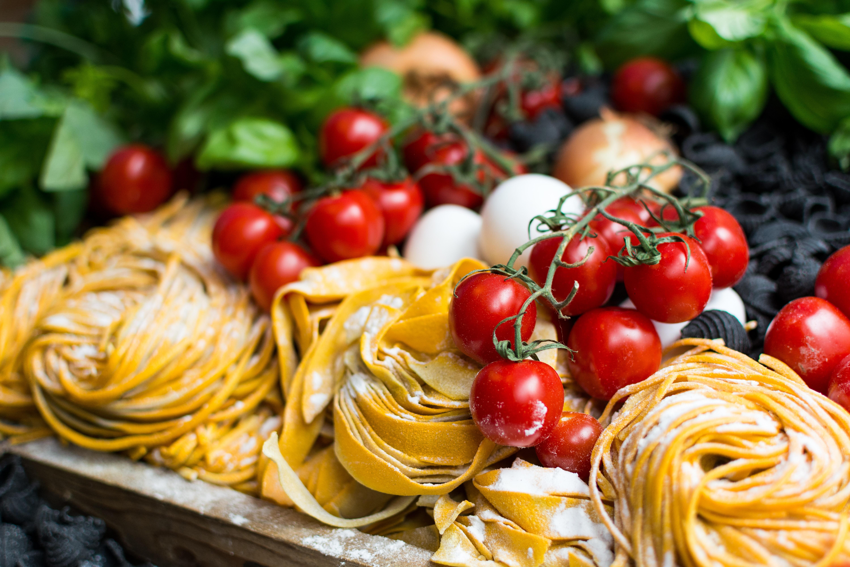 ¿La pasta engorda? Pastas Italianas
