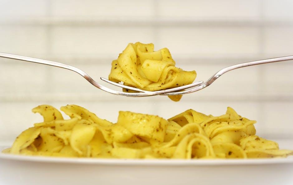 ¿La pasta engorda? Pasta Italiana